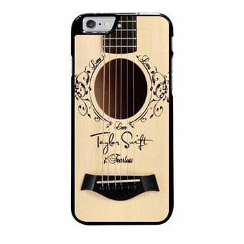 taylor swift accoustic guitar iphone 6 plus 6s plus 4 4s 5 5s 5c 6 6s cases