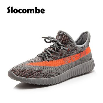 2017 new men's shoes summer outdoor men shoes Yeezys Air 350 boost sport shoes running shoes for men free shipping