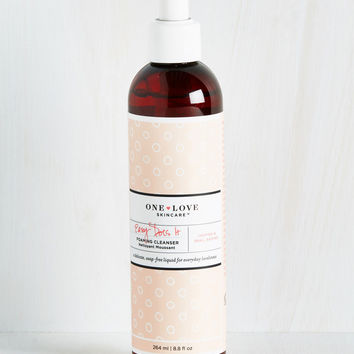 Natural in All Foaming Cleanser | Mod Retro Vintage Cosmetics | ModCloth.com