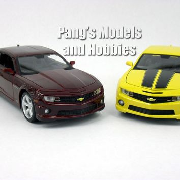 Chevy Camaro 2010  1/24 Diecast Metal Model by Maisto
