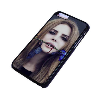 LANA DEL REY iPhone 4/4S 5/5S 5C 6 6S Plus Case Cover