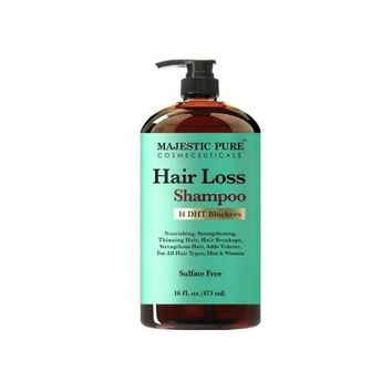 Majestic Pure Natural Hair Loss Prevention Shampoo