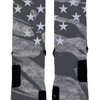 Ok Sock | Army Strong - Nike Elites