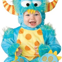 Lil Monster Infant-Toddler Costume | (18 Months/2T)