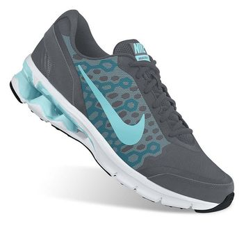 Nike Reax Run 10 Women's Running Shoes (Black)