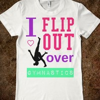 I Flip Out Over Gymnastics