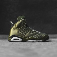 Nike Air Jordan 6 Retro Pinnacle - Palm Green / Black