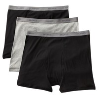 Hanes 3-pk. Boxer Briefs - Big and Tall, Size: