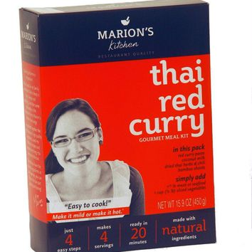 Marion's: Kitchen Thai Red Curry Gourmet Meal Kit, 15.9 Oz