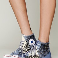 Free People Bobbi Bleached Chucks