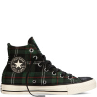 Chuck Taylor All Star Tartan Plaid - Converse