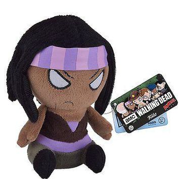 Funko Mopeez: Walking Dead - Michonne Plush Figure