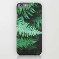 Ferns iPhone & iPod Case by Christine Hall
