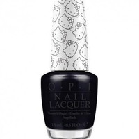 OPI Hello Kitty NEVER HAVE TOO MANI FRIENDS!  NL H91