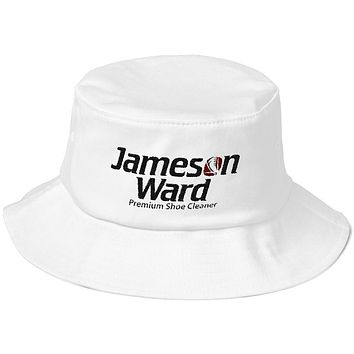 Jameson Ward Premium Shoe Cleaner Old School Bucket Hat
