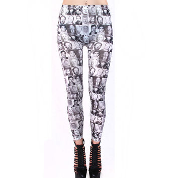 GEOFFREY MAC FOR SHARON NEEDLES Serial Killer Leggings