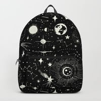 Solar System Backpacks by Heather Dutton