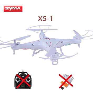 Original SYMA X5 X5-1 2.4G 4CH 6 Axis Gyro RC Quadcopter 360 Degree Rollover - BNF Version With Retail Packaging