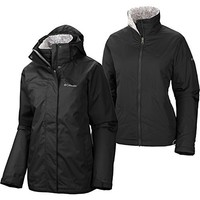 Columbia Women's Sleet To Street Insulated 3-in-1 Jacket (Small)
