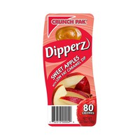 Crunch Pak Dipperz Sweet Apples with Low Fat Caramel Dip - 2.75oz