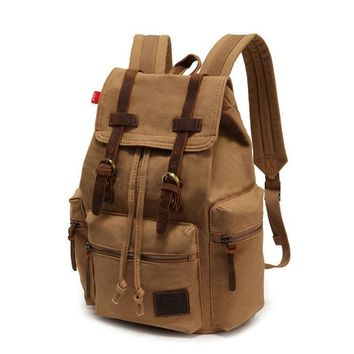 Backpacks Rucksacks Color Bag Retro vintage School