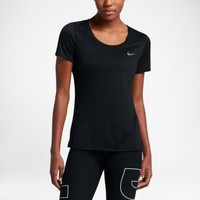 Nike Dry Women's Training T-Shirt. Nike.com