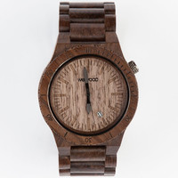 Wewood Beta Watch Chocolate One Size For Men 23996240201