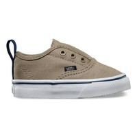 Vans Toddlers Pop Authentic V (seneca rock/eclipse)