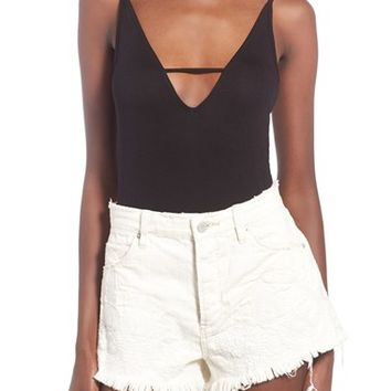 Ten Sixty Sherman Strappy Bodysuit | Nordstrom