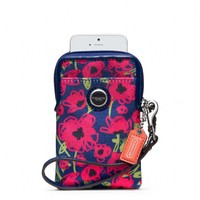Coach :: Poppy Floral Universal Case