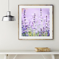 Art Print,wall art,Lavender print,Nursery decor,botanical print,Nature photography,purple wall art,nursery wall art print,Home decor,