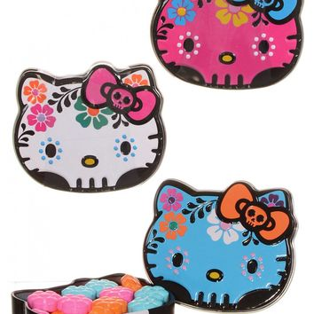Hello Kitty Sugar Skulls Candy Tin - Assorted Color