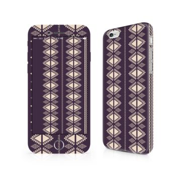 Plum Cozy iPhone 6/6 Plus Skin