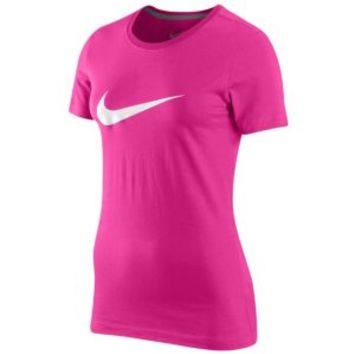 Nike Swoosh It Up Crew S/S T-Shirt - Women's at Lady Foot Locker