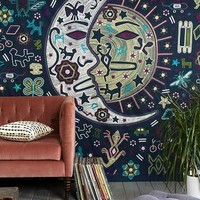 Magical Thinking Mystic Folk Tapestry