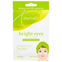 Daylogic Bright Eyes Gel Eye Mask, 0.17 oz, 1 Count