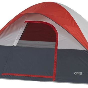 Wenzel 5 Person 10'x8' Tent Case Pack 4