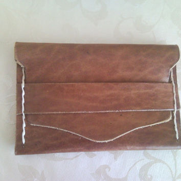 Minimalist Leather Card Holder, Leather Wallet, Leather Business Card Holder, Best for Gift