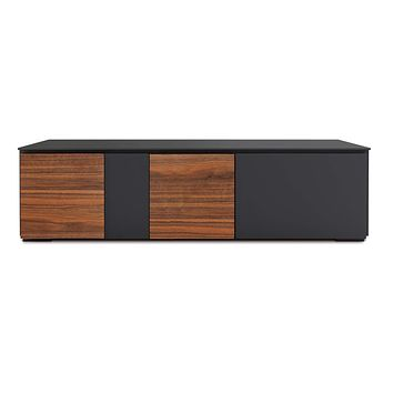Loft TV Stand in In Anthracite