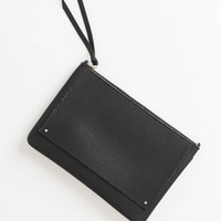 Lauren Black Crossbody Bag