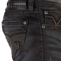 Affliction Black Premium Cooper Jean - Men's Jeans | Buckle