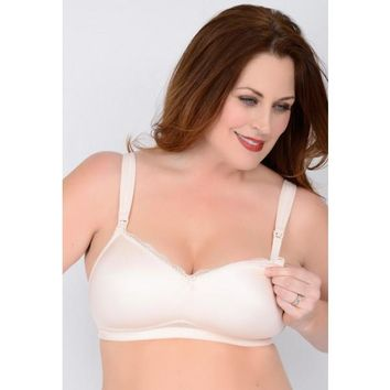 Freedom Nursing Bra - Ivory