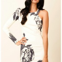 Maurie And Eve - Olivia One Shoulder Dress