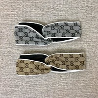 Gucci logo Hair band
