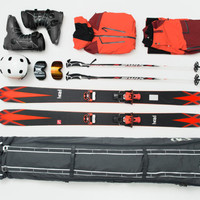 Wheeled ski and snowboard bag - The Douchebag
