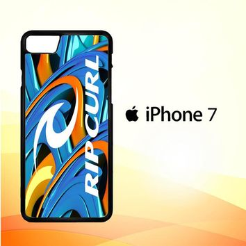 Rip Curl logo Z3299 iPhone 7 Case