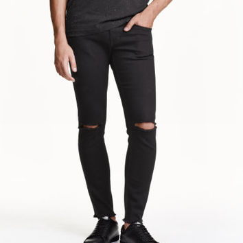 H&M Super Skinny Ankle Jeans $14.99