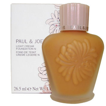 Paul & Joe Beaute Light Cream Foundation 1 oz Spice 60