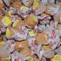 Banana Cream Pie Salt Water Taffy 1/2 lb