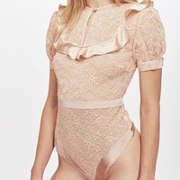 Kira Lace Bodysuit – For Love & Lemons